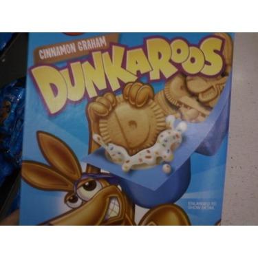 Dunkaroos Vanilla Frosting and Rainbow Sprinkles