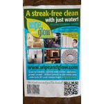 Wipe and Glow Cleaning Cloths