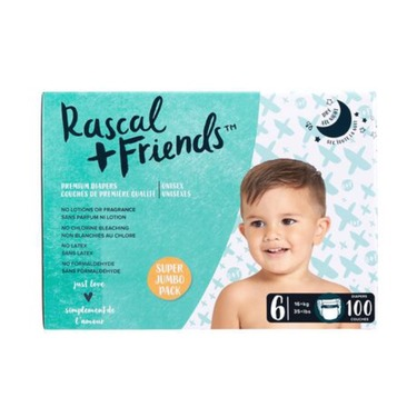 Rascal and Friends diapers