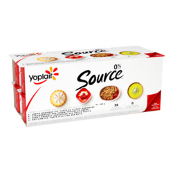 yoplait source dessert flavor, multi pkg