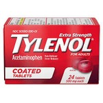 Tylenol Extra Strength Coated Tablets