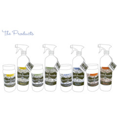 earth scents natural cleaning all purpose cleaner lavender