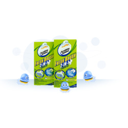 Scrubbing Bubbles Fresh Brush 2-in-1