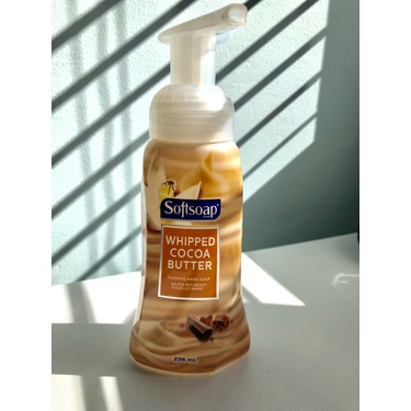 Softsoap Foaming Hand Wash (Whipped Cocoa Butter)