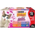 Purina Friskies Shredded Cat Food