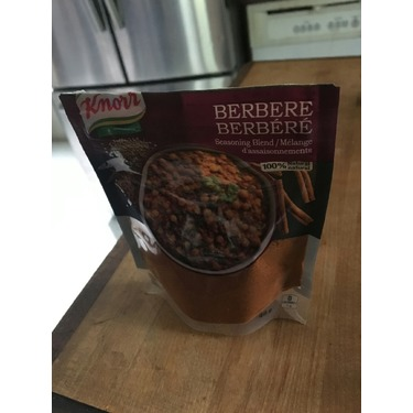 Knorr Taste of Ethiopia Berbere Seasoning Blend