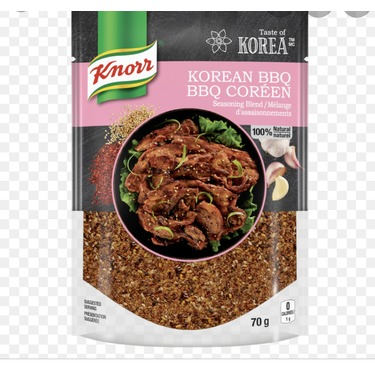 Knorr Taste of Korea Korean BBQ Seasoning Blend