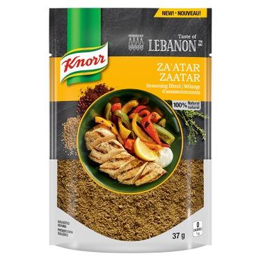 Knorr Taste of Lebanon Za'atar Seasoning Blend