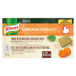 Knorr Selects Chicken Bouillon Cubes