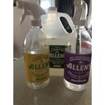 Allen's cleaning vinegar