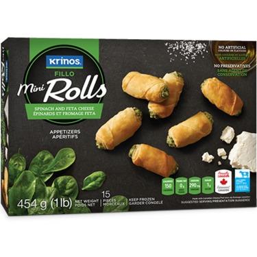 Krinos Mini Rolls
