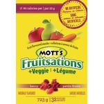 Mott's Fruitsations Assorted Fruit Flavored Snacks