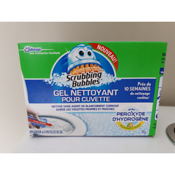 Scrubbing Bubbles Bathroom Cleaner - Disinfectant Fresh citrus