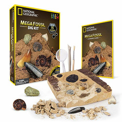National Geographic - Mega Fossil Dig