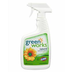 Green Works Natural Bathroom Cleaner