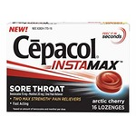 Cepacol Instamax Sore throat Lozenges
