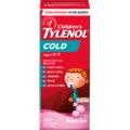 tylenol children's cold