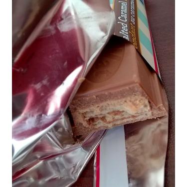Kit Kat Chunky Salted Caramel Fudge Chocolate