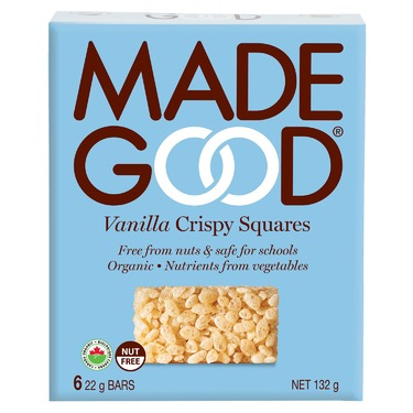 Madegood crispy square