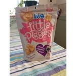 Big Little Piggies Dog Treats