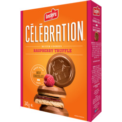 Leclerc Celebration Raspberry Truffle