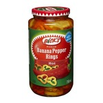 Bick's Pickled Banana Pepper Rings