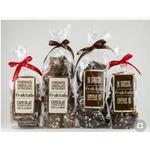 Fraktal's Gluten Free Dark Buttercrunch chocolate