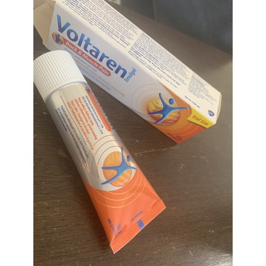 Voltaren Emulgel Back and Muscle