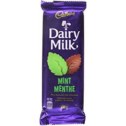 Cadbury Mint Family Chocolate bar