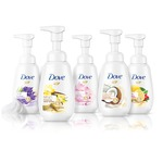 Dove foaming hand soap