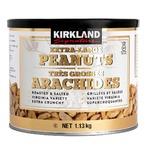 Kirkland Extra Large Peanuts