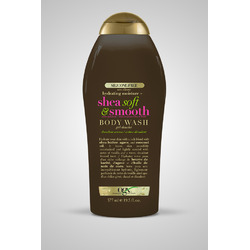 OGX Shea soft and Smooth body wash