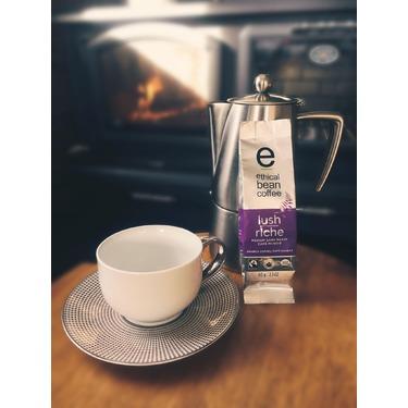 Ethical Bean Lush Medium Dark Roast Coffee