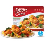 Weight Watchers Smart Ones Orange Sesame Chicken
