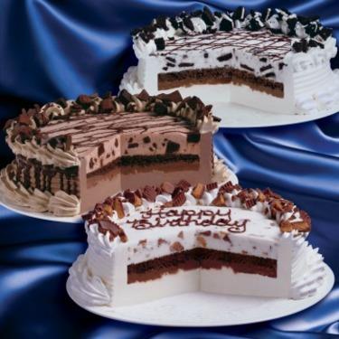 Dairy Queen Blizzard Cakes