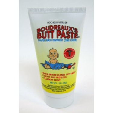 Boudreaux's Butt Paste Diaper Rash Ointment