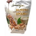 Lamontagne Milk Choclate Almonds - Caffe Latte