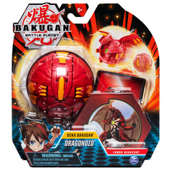 Bakugan Deka Jumbo Collectible Transforming Figure