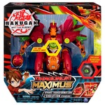 Bakugan Dragonoid Maximus 8-Inch Transforming Figure