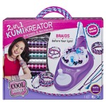 Cool Maker 2-in-1 KumiKreator Necklace and Friendship Bracelet Maker