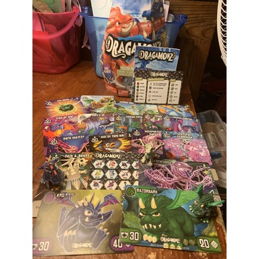 Dragamonz Multi 3-Pack Collectible Game