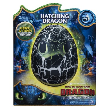 Hatching Dragon Hatching Toothless Interactive Baby Dragon by DreamWorks