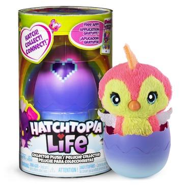 Hatchimals Hatchtopia Life
