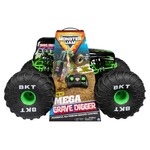 Monster Jam Mega Grave Digger Remote Control Monster Truck