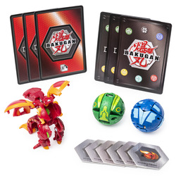 Bakugan Collectible Starter Pack - 3-Pack