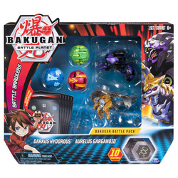Bakugan Collectible Battle Pack 5-Pack