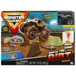 Monster Jam Monster Dirt Deluxe Set