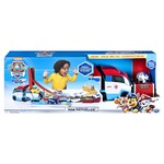 PAW Patrol Launch'N Haul PAW Patroller Transforming 2-in-1 Track Set