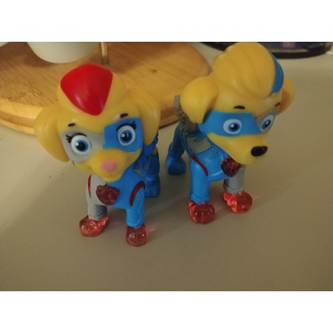 PAW Patrol Mighty Pups Super PAWs Mighty Twins - 2-Pack