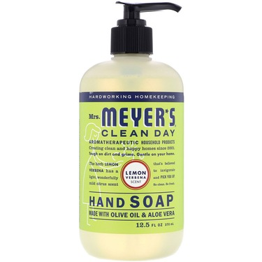 Mrs. Meyer's Clean Day Lemon Verbena Hand Soap